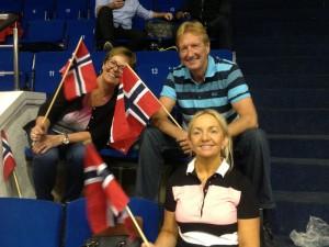 Den norske heiagjengen! FOTO: Gunnar Reitan.