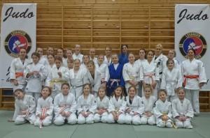 40 jenter på samling i Levanger! FOTO: Tore Brenne