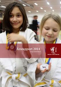 Forsidebilde NJFs Årsrapport 2014. FOTO: Filippa Brovold.