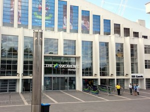 The SSE Arena Wembley i London.