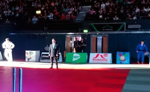 Petter Grime under British Open 2015.