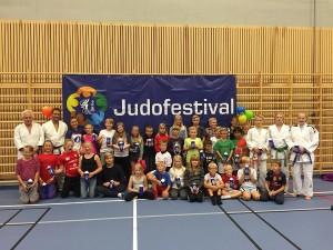 Judofestival i Arendal
