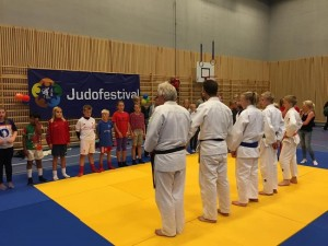 Judofestival for barn i Arendal