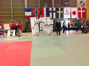 Rosa Alsgaard 2. plass