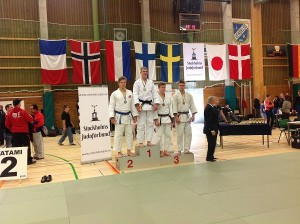 Theodor Hunstad 2. plass