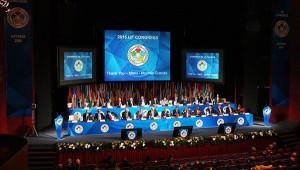 IJF-kongress 2015. FOTO: Ijf.org