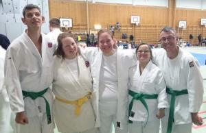 Extrastiftelsen - Blide utøvere fra Nesodden Judoklubb