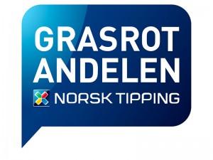 Grasrotandel fra Norsk Tipping.