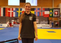 Svenja Rahn deltok i Sverige.