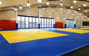 Stavanger Judoklubb's dojo.