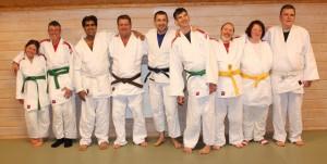 Samling for Special Needs utøvere og deres trenere. FOTO: Wibecke Holm Jøsang