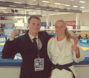 Sterk 5. plass til Madelene Rubinstein i verdenscup i Tallinn.