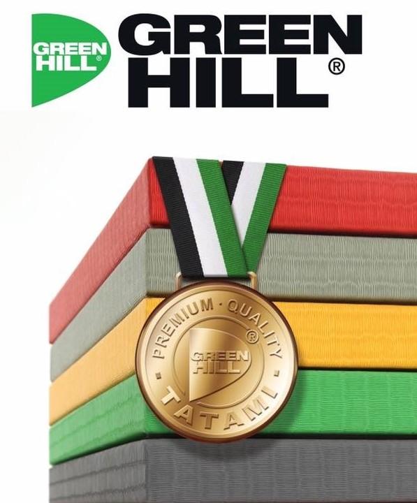 NJFs samarbeidspartner Green Hill tilbyr judomatter.