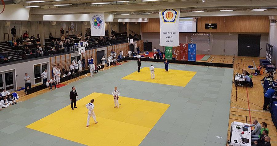 regionalt stevne karate