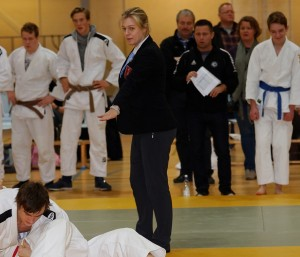 Program for unge dommere og arrangører starter opp i 2017. FOTO: Christian Wolff/judobilder.org