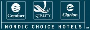 Nordic Choice er NJFs samarbeidspartner på hotell.