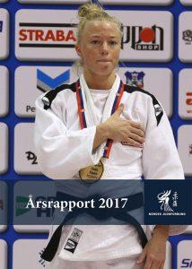 Forsidebilde NJFs Årsrapport 2017. FOTO: European Judo Union