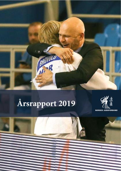 Forsidebilde NJFs Årsrapport 2019. FOTO: Makis Kartsonakis/EJU